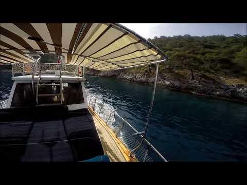 Boat Fishing In Fethiye Turkey