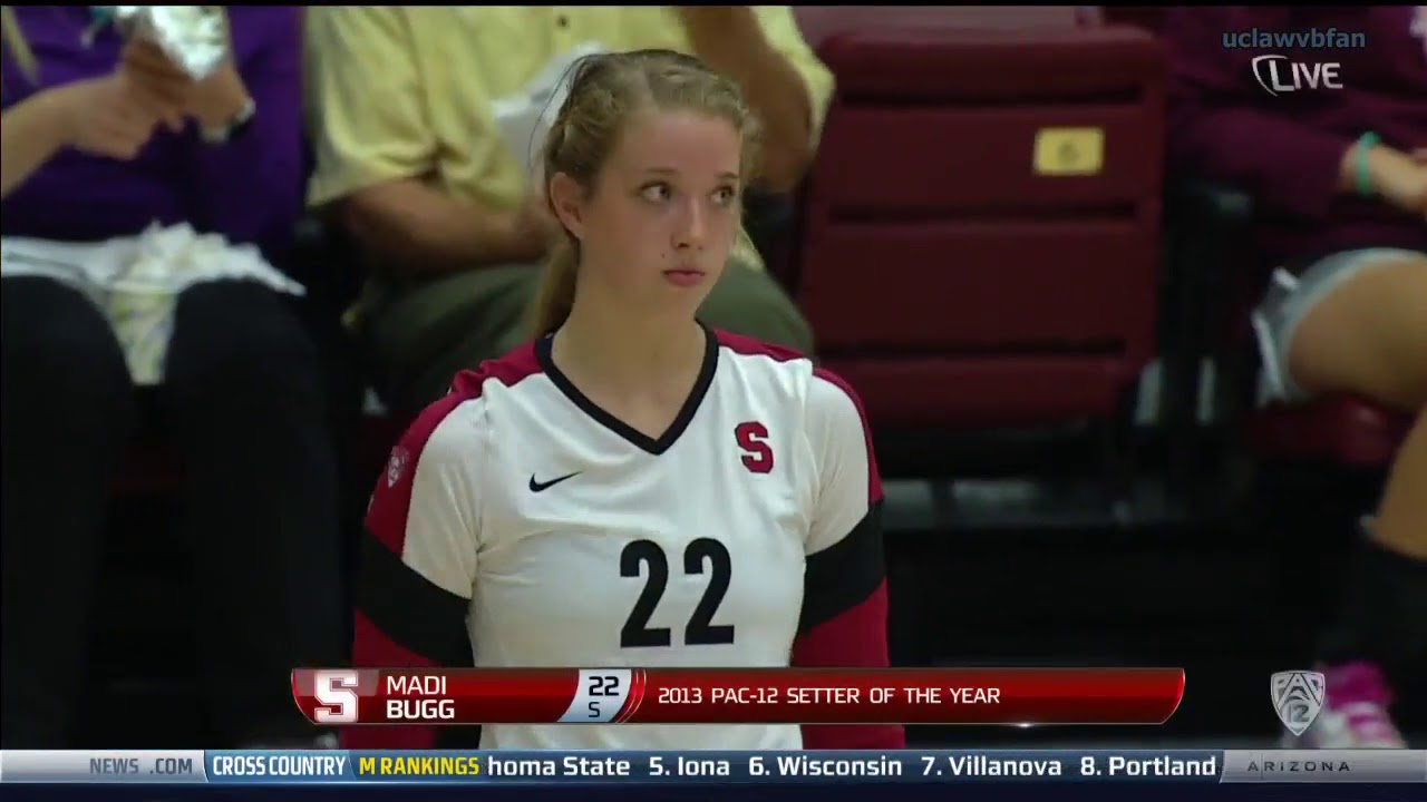 Women's college volleyball: Arizona upsets No. 7 Stanford to ...