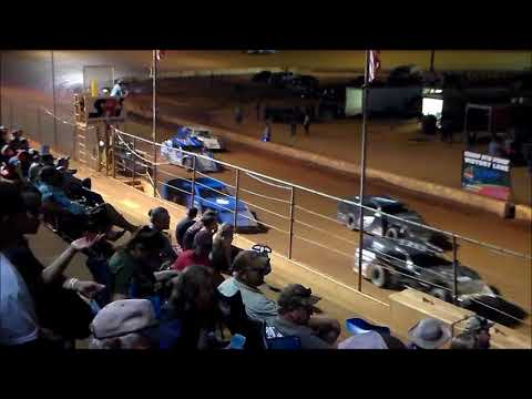 Friendship Motor Speedway(#2  SECA MODIFIED)6-1618