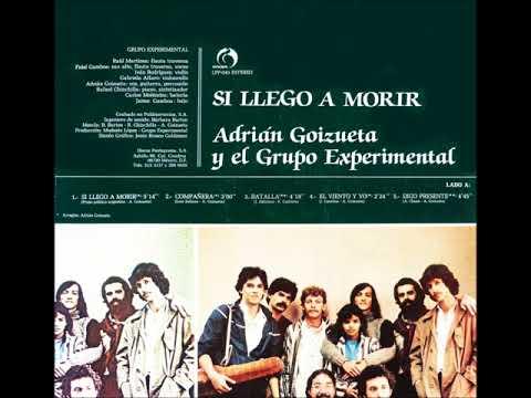 Si llego a morir - Adrian Goizueta ( Disco completo )
