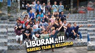 Lesti Boyong Keluarga and Team Liburan Sepuasnya PART 1