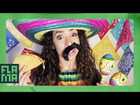 Thumbnail: When People Think You're Mexican ft. Liza Koshy