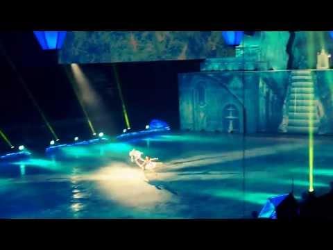 Видео, Снежный Король, Ледовое шоу Евгения Плющенко, Лужники