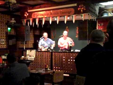 Tim O'Riordan and Diarmuid Grainger - The Danny Mann, Killarney, Ireland, Oct. 12, 2009