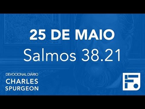 25 de maio - Devocional Diário CHARLES SPURGEON #146