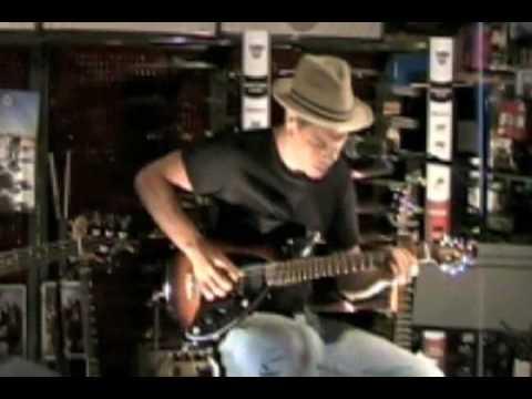 Ian Thornley All Fall Down Guitar Clinic Performance June 11, 2009