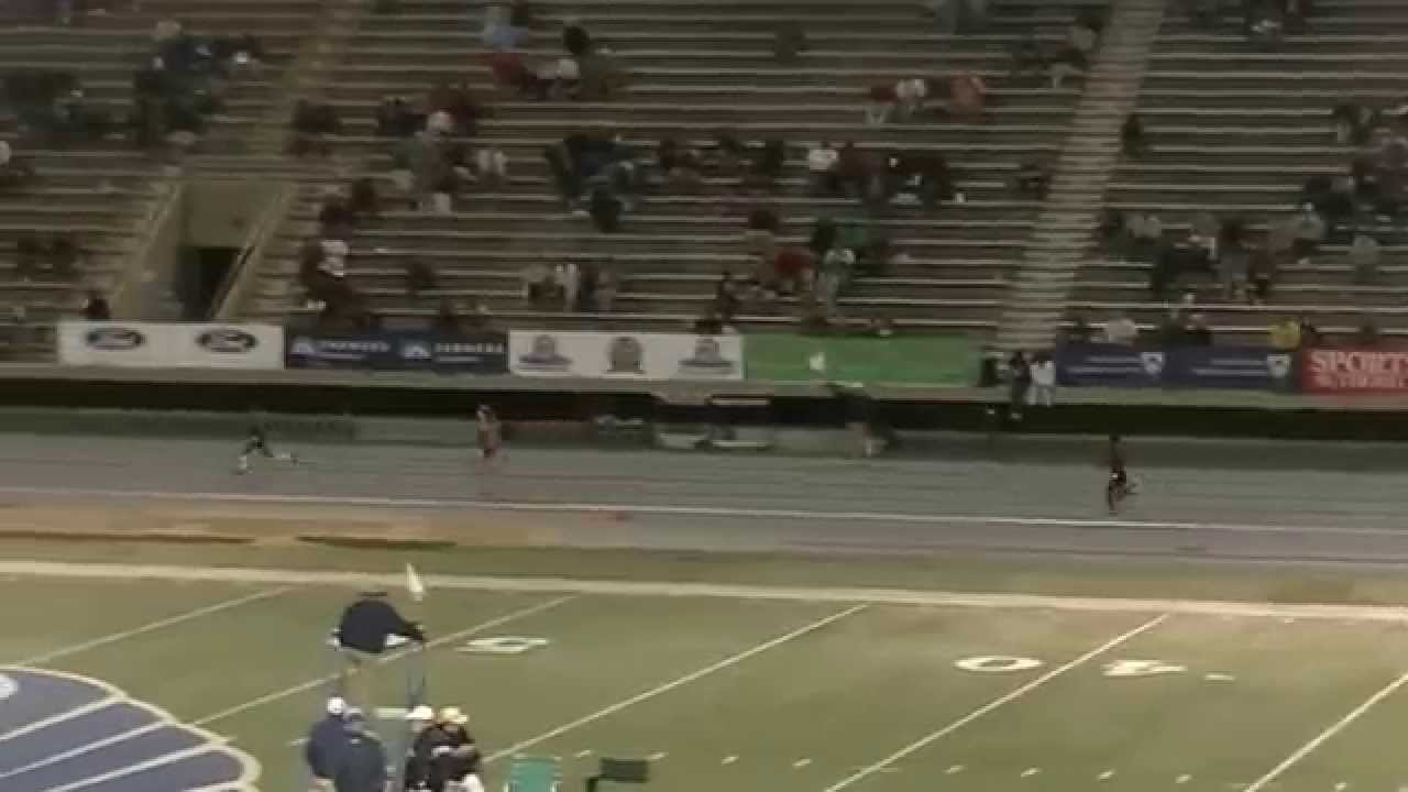 2015 CIF Southern Section Masters Girls 4x400 - YouTube