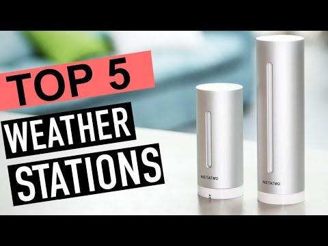 BEST 5: Weather Stations 2019
