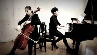 宇多田ヒカル / Movin' on without you Cello: Yuiko Kawauchi Piano: M...