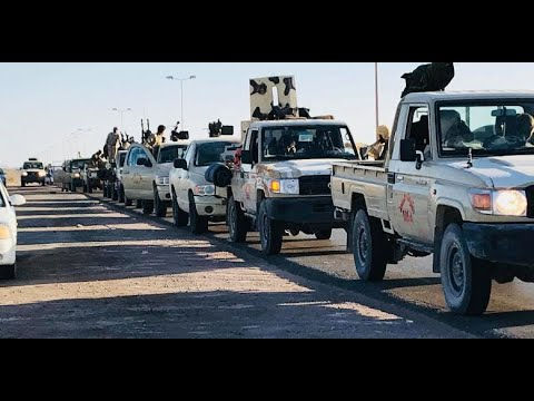 قائد الكتيبة 101مشاة درنة: دخول درنة الليبية من جميع المحاور