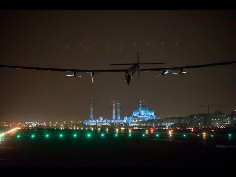 ABB and Solar Impulse around the world