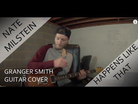 Granger Smith - Happens Like That (Guitar Cover)