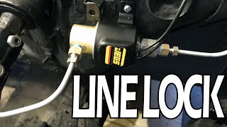Why I Installed my Line Lock Backwards (and What Line Lock Does)
