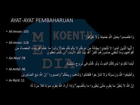 NGAJI FILSAFAT: PAN ISLAMISME - AL-AFGHANI (5)