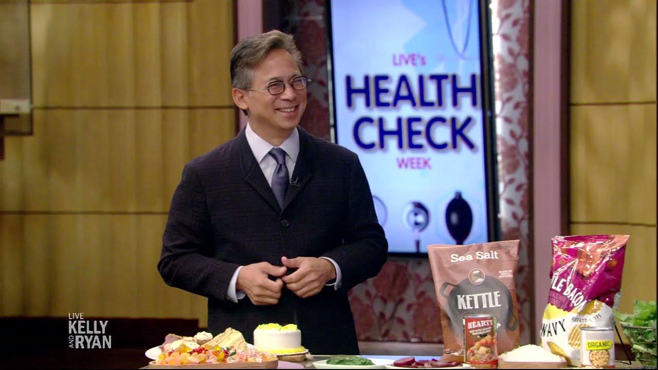 Health Check Week: Heart Health with Dr. William Li