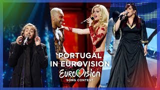 🇵🇹 Portugal in Eurovision - My Top 10 [2001 - 2018]