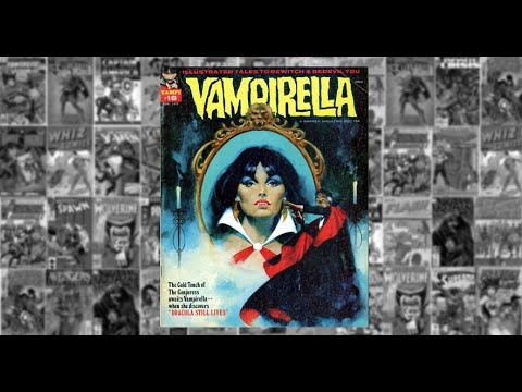 "Vampirella #18: ""Dracula Still Lives!"" - Untimed"