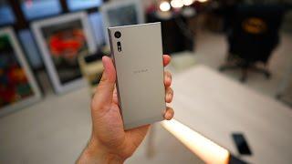 Sony Xperia XZ مراجعة جهاز