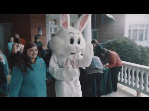 Hop into Easter at The Omni Homestead