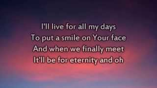 Hillsong - Forever - Instrumental with lyrics