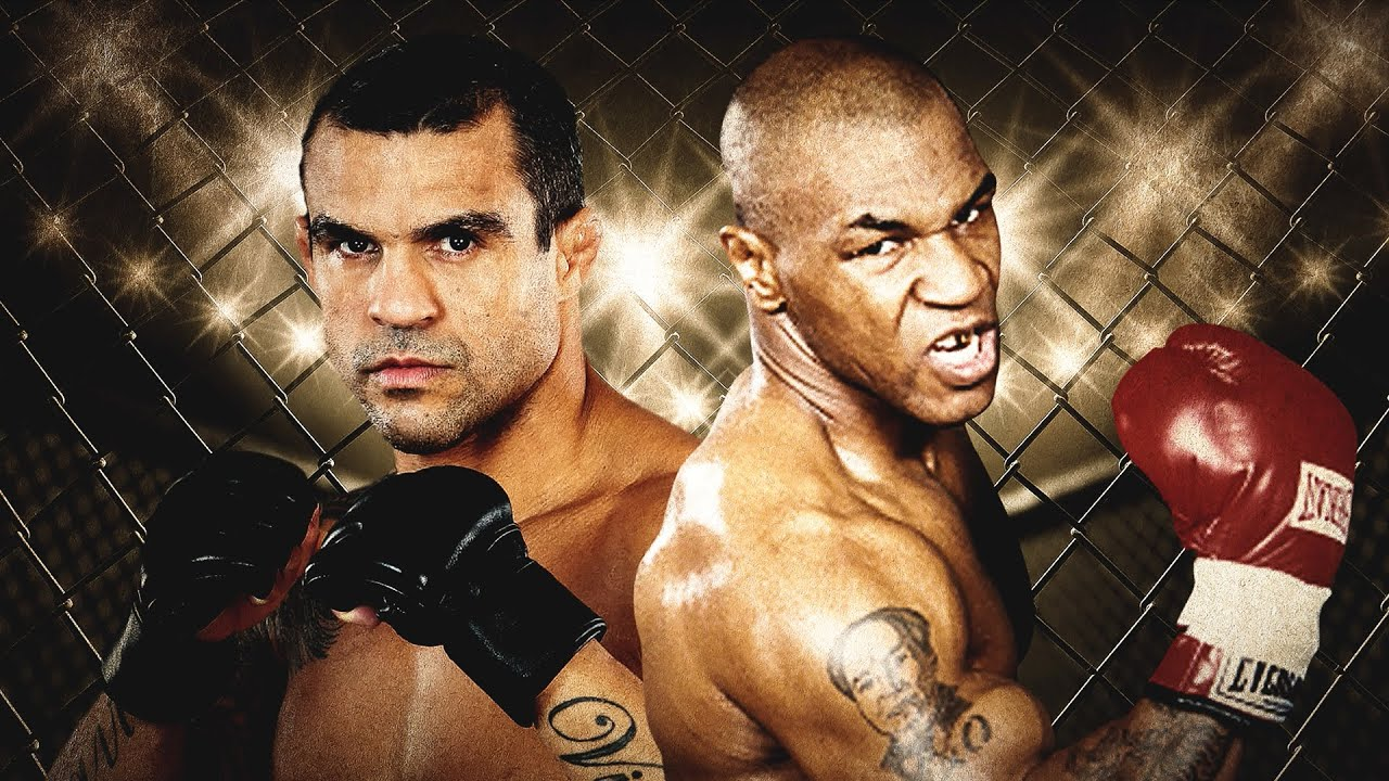 Mike Tyson vs. Vitor Belfort | ONE@Home Fantasy Fights
