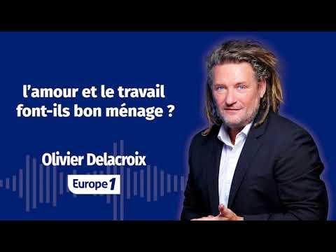 Olivier Delacroix - L'amour Et Le Travail Font Ils Bon Ménage (L'intégrale)