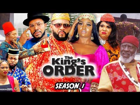 THE KING'S ORDER SEASON 1 -(Trending New Movie)Chizzy Alichi 2021 Latest Nigerian New Movie FULL HD