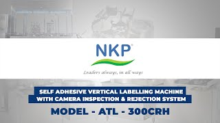 Pharma Labelling Machine - NKP