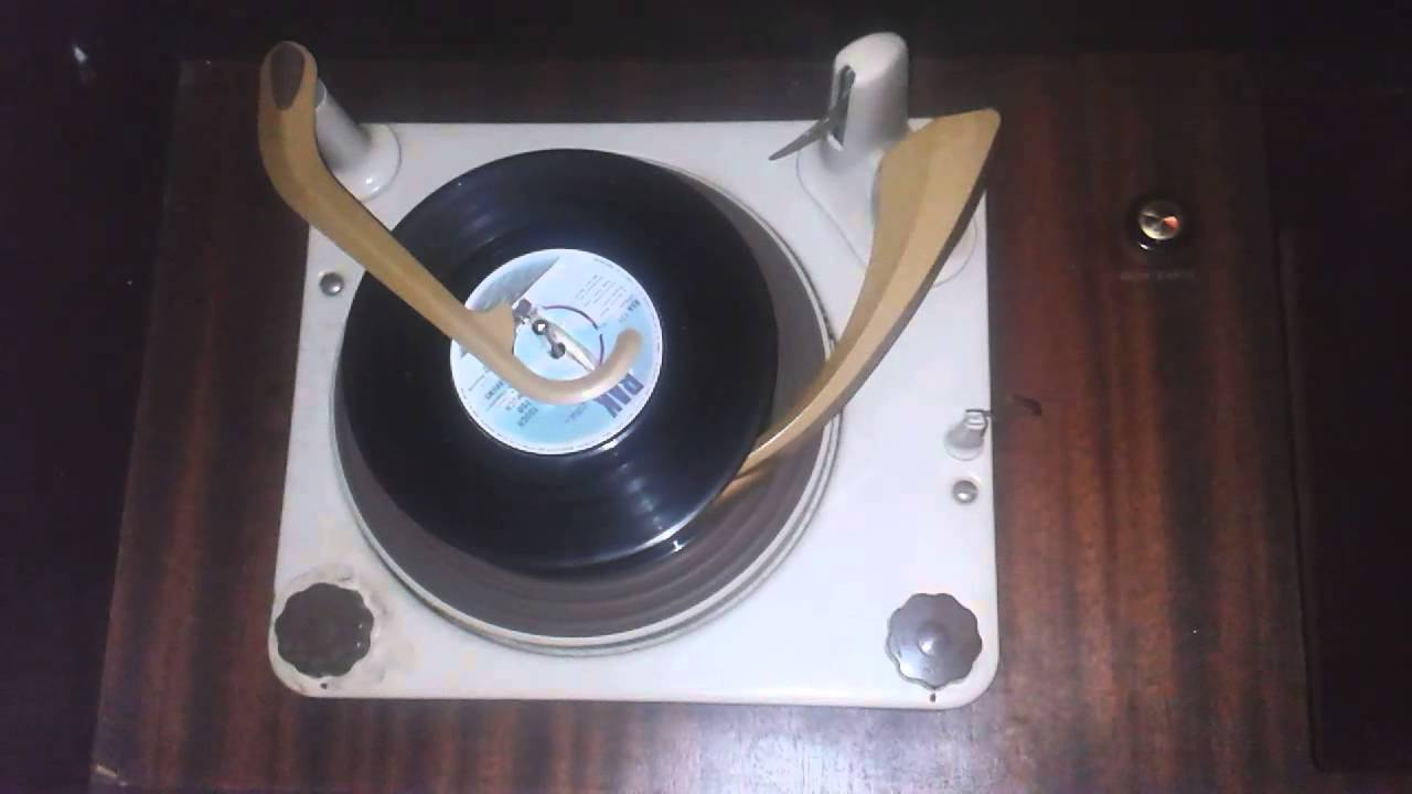 Record Turntable Bsr Monarch Ua8 - Youtube