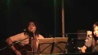 菅野穣 「あだなしの唄」 5人編成Ver. (2008年9月15日 川崎ライブ 5/5)