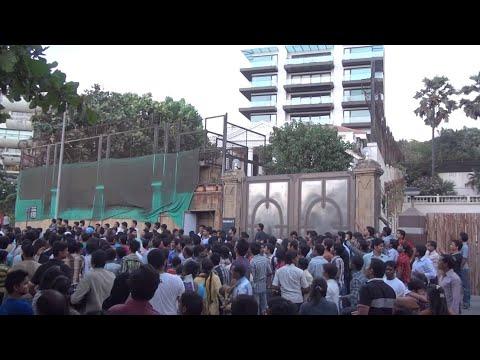 Full Download Srk Home Mannat S Latest Clip Mumbai