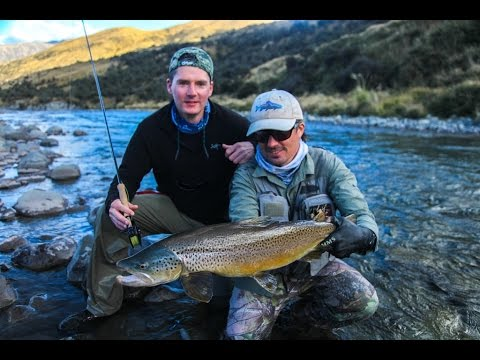 Joe And The Fish 'a Tough Lie' - Fly Fishing NZ