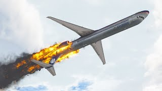 """Flight"" - Crash Scene 