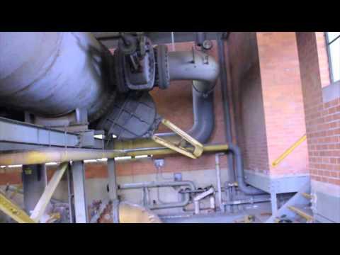 Urban Exploration: Abandoned Jet Engine Testing Facility - NJ