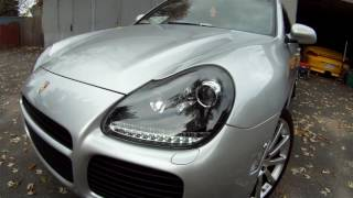 PORSCHE Cayenne turbo S 955 Xtrememotorcars headlights HID OEM fitment