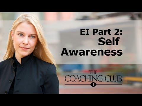 Coaching Club TV: Emotional Intelligence Part 2 - Self Awareness