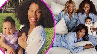 Serena Williams shares a difficult pregnancy and the emergency she suffered after giving birth