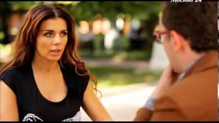 Анна Седокова - о жизни в Калифорнии и шоу-бизнесе