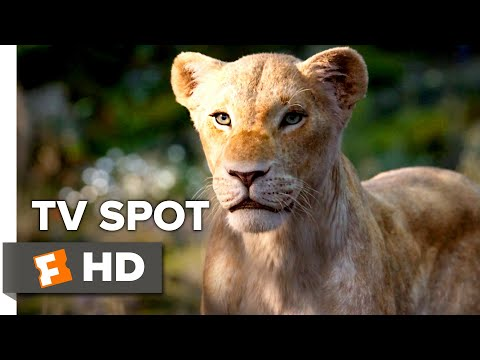 Abby De La Rosa - Beyonce Plays Nala In New Lion King Movie! Check Out Full Trailer