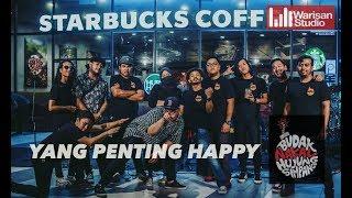 Download lagu BUDAK NAKAL HUJUNG SIMPANG - YANG PENTING HAPPY (LIVE) (COVER)