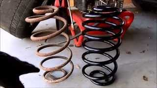 Replacing Rear Springs on a 1970 Chevy Chevelle