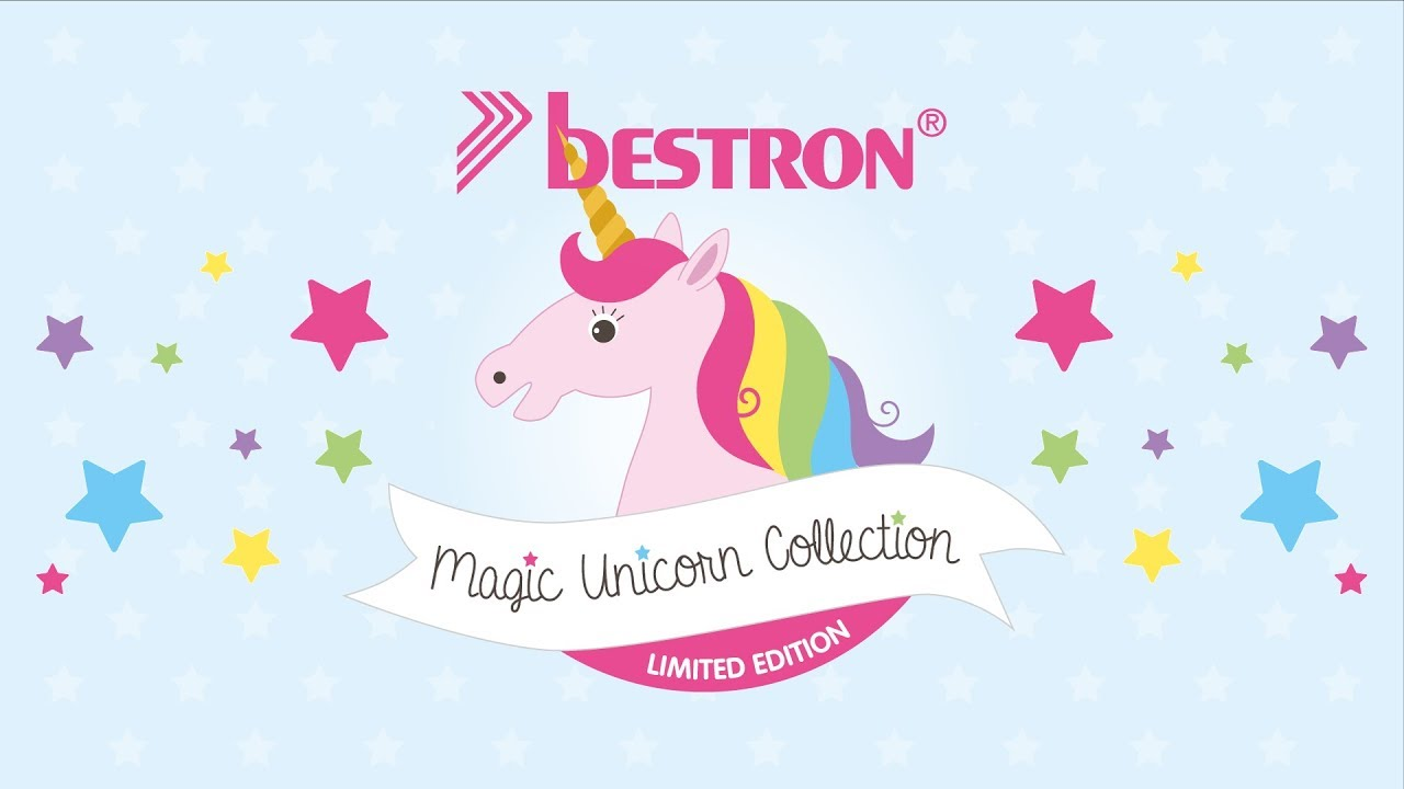 Bestron Magic Unicorn Collection