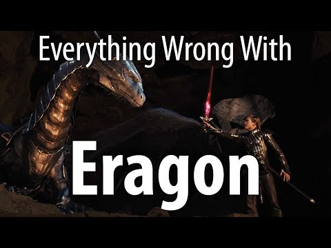 Everything Wrong With Eragon In 14 Minutes Or Less