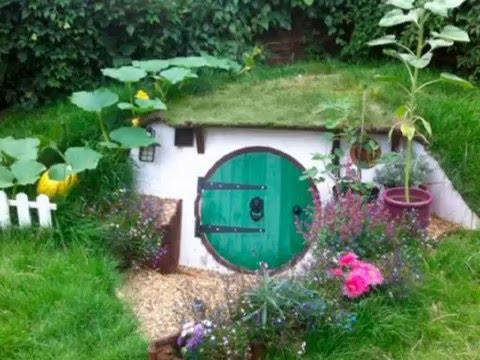 Construcci n de una casa hobbit parte 2 youtube - Construccion de una casa ...