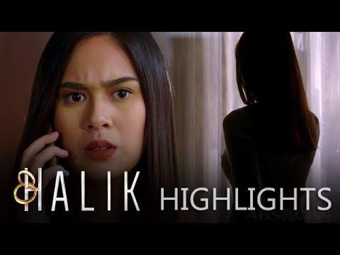 Jacky's unknown caller   Halik