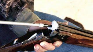 как чистить гладкоствольное ружье, быстро. Cleaning a shotguns