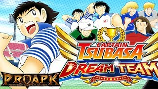 Captain Tsubasa: Dream Team Gameplay Android / iOS (English)