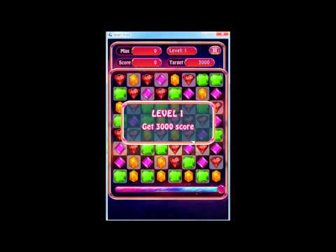 Jewels Blast - Exciting Match 3 game