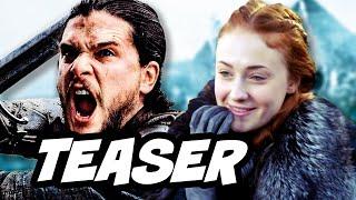 Game Of Thrones Season 7 Announcement Teaser Breakdown