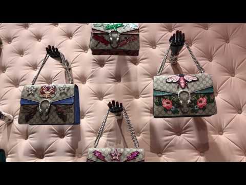 Shopping vlog Gucci Singapore